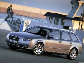 Ver foto 1 de Audi A4 Avant 2005