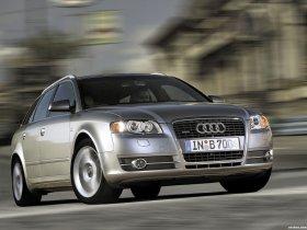 Ver foto 10 de Audi A4 Avant 2005
