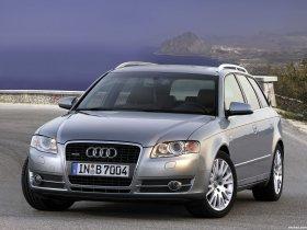 Ver foto 5 de Audi A4 Avant 2005