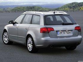 Ver foto 4 de Audi A4 Avant 2005