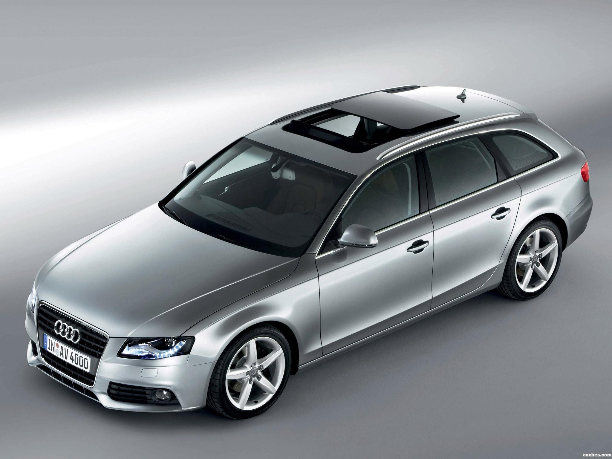 Audi a4 avant 2008 s line 11