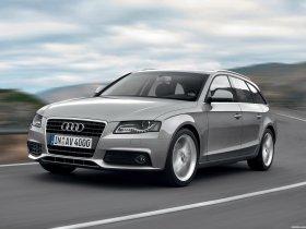 Ver foto 10 de Audi A4 Avant 2008