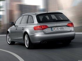 Ver foto 8 de Audi A4 Avant 2008