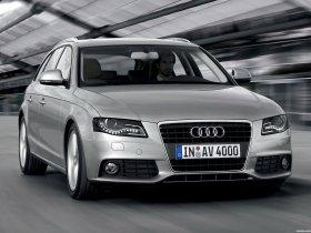 Ver foto 7 de Audi A4 Avant 2008