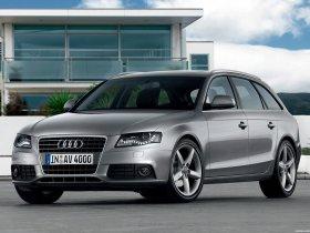 Fotos de Audi A4 Avant 2008