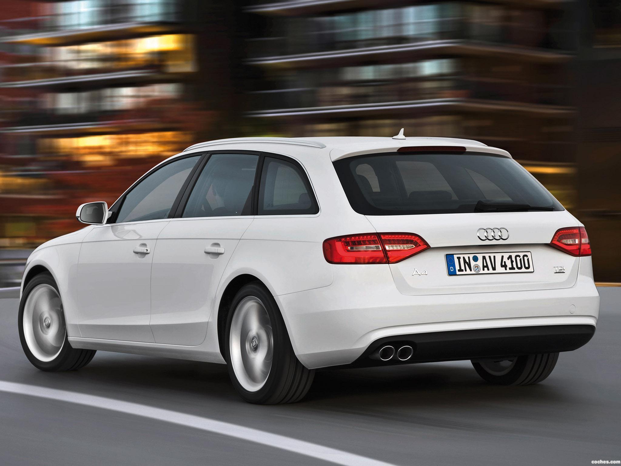 Foto 1 de Audi A4 Avant 2012