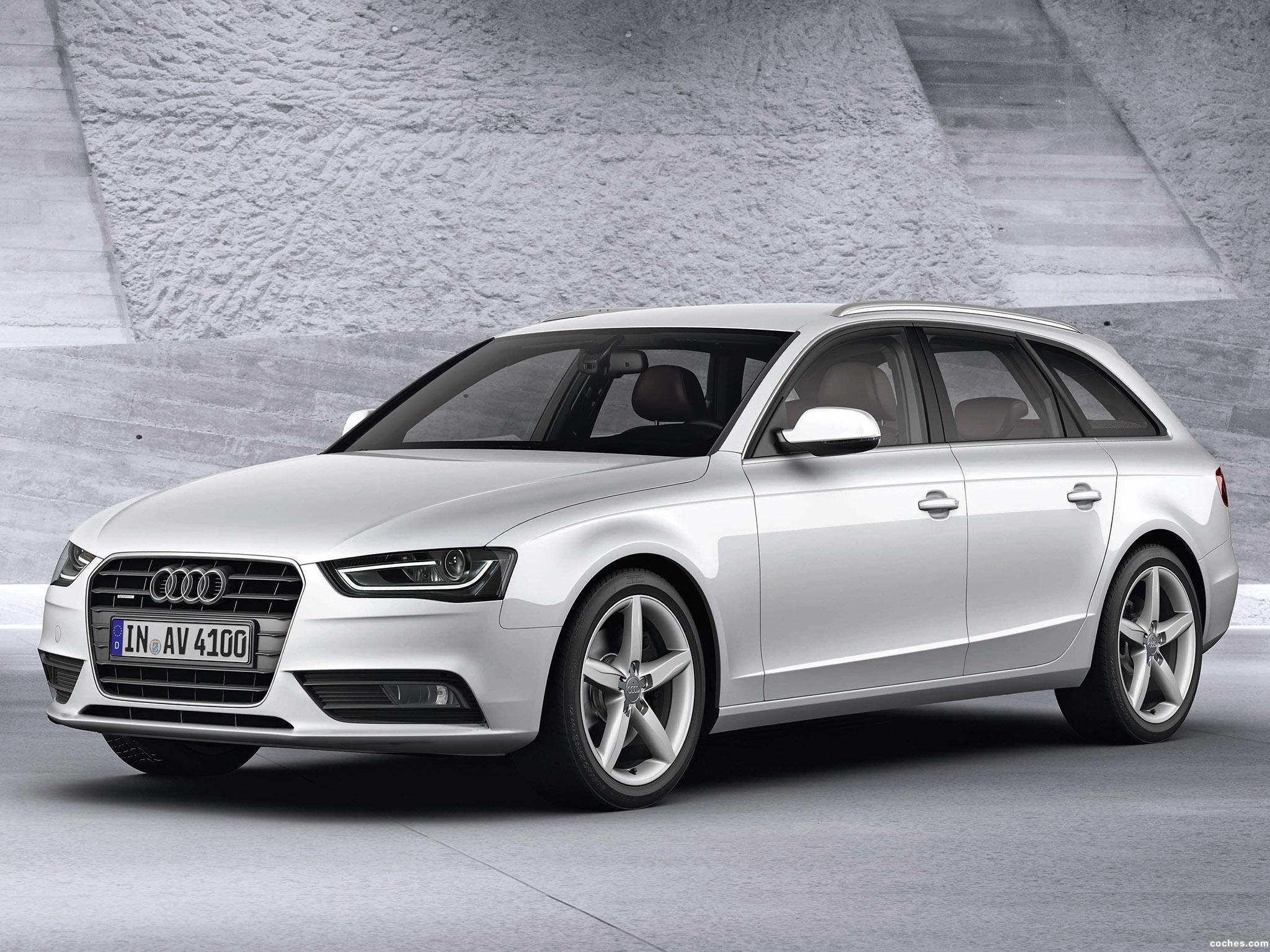Foto 0 de Audi A4 Avant 2012