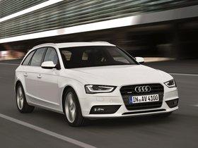 Ver foto 3 de Audi A4 Avant 2012