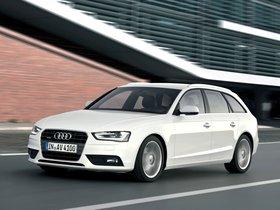 Ver foto 10 de Audi A4 Avant 2012