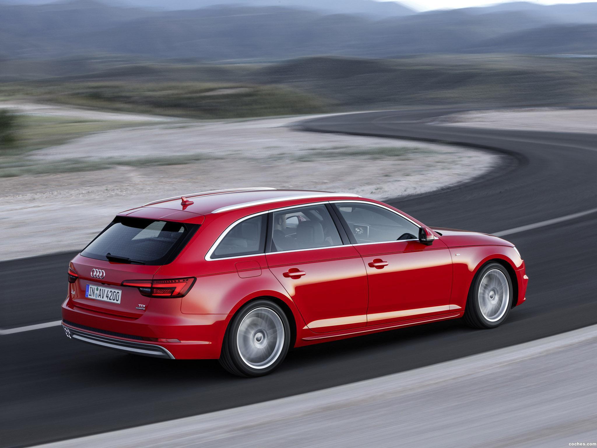 Audi a4 avant 30 tdi 2015
