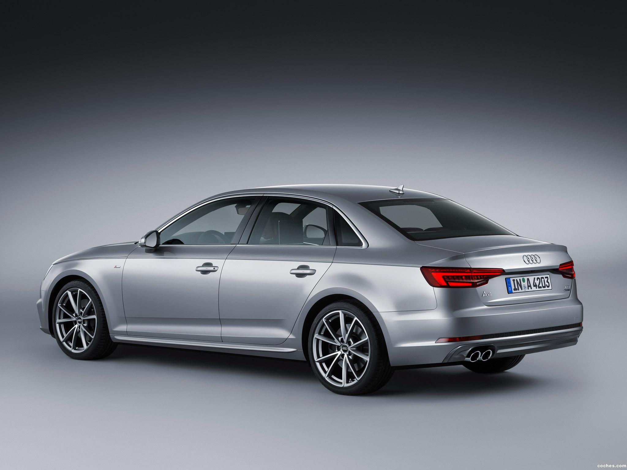 Foto 0 de Audi A4 Avant 3.0 TDI Quattro S Line 2015