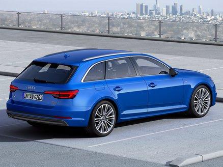 Precios Audi A4 Avant Ofertas De Audi A4 Avant Nuevos