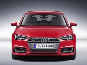 Ver foto 8 de Audi A4 Avant 3.0 TDI Quattro S Line 2015