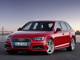 Ver foto 7 de Audi A4 Avant 3.0 TDI Quattro S Line 2015