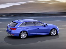 Ver foto 20 de Audi A4 Avant 3.0 TDI Quattro S Line 2015