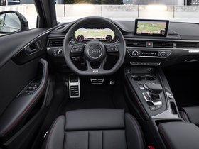 Ver foto 12 de Audi A4 Avant 3.0 TDI Quattro S Line Black Edition 2017