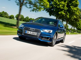 Fotos de Audi A4 Avant G-Tron S Line B9  2017