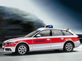 Ver foto 1 de Audi A4 Avant Notarzt 2011