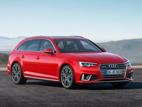 Ver foto 1 de Audi A4 Avant S Line Competition B9 2018