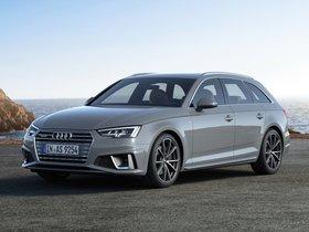 Fotos de Audi A4 Avant S Line Quattro 2018