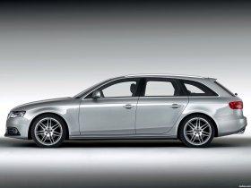 Ver foto 4 de Audi A4 Avant S-line 2008