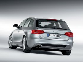 Ver foto 3 de Audi A4 Avant S-line 2008