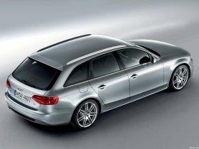 Ver foto 2 de Audi A4 Avant S-line 2008