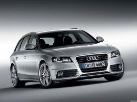 Fotos de Audi A4 Avant S-line 2008