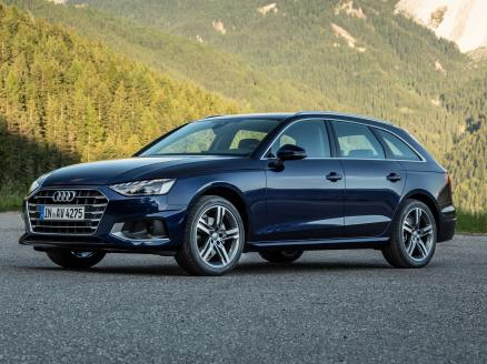 Audi A4 Avant 35 Tfsi Advanced S Tronic 110kw