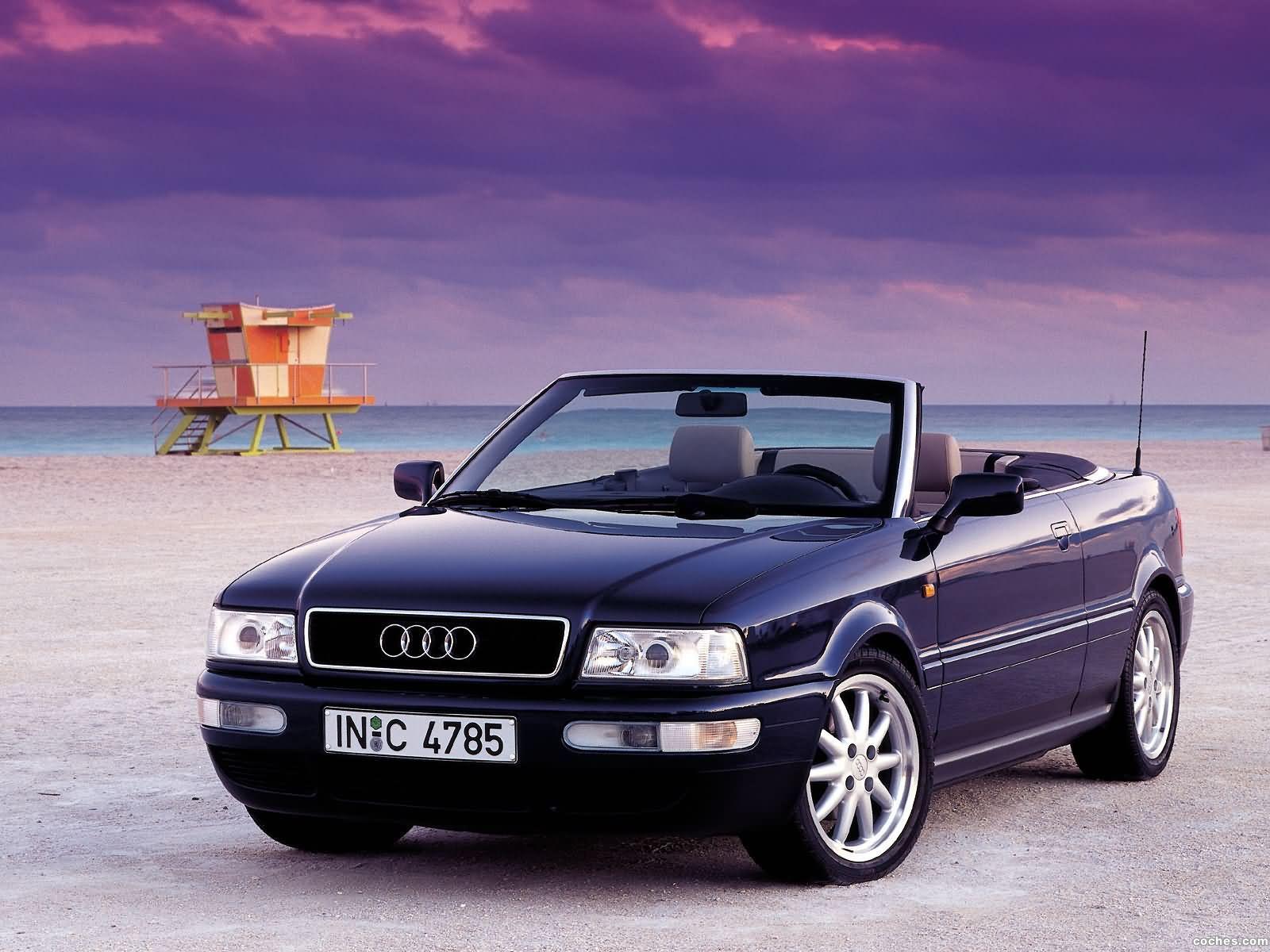 Foto 0 de Audi A4 Cabrio 1998