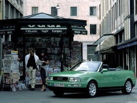 Ver foto 15 de Audi A4 Cabrio 1998