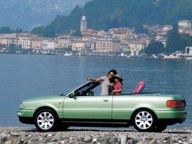 Ver foto 6 de Audi A4 Cabrio 1998