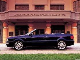 Ver foto 5 de Audi A4 Cabrio 1998