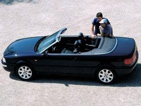 Ver foto 4 de Audi A4 Cabrio 1998