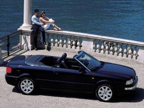 Ver foto 3 de Audi A4 Cabrio 1998