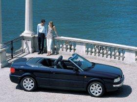Ver foto 2 de Audi A4 Cabrio 1998