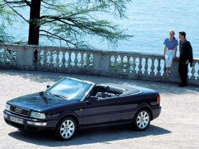Ver foto 12 de Audi A4 Cabrio 1998