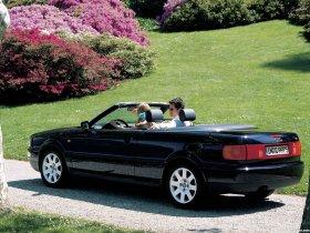 Ver foto 11 de Audi A4 Cabrio 1998