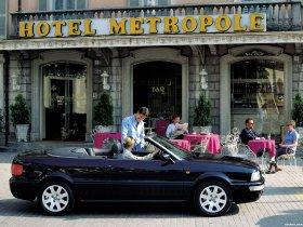 Ver foto 10 de Audi A4 Cabrio 1998