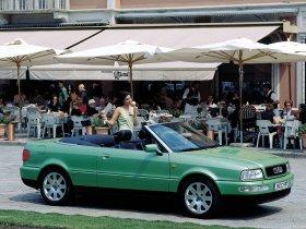 Ver foto 9 de Audi A4 Cabrio 1998