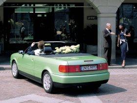 Ver foto 8 de Audi A4 Cabrio 1998