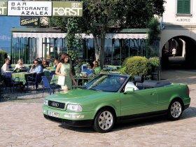Ver foto 7 de Audi A4 Cabrio 1998