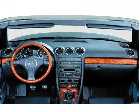 Ver foto 47 de Audi A4 Cabrio 2001