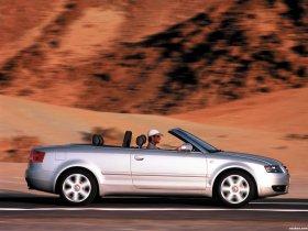 Ver foto 38 de Audi A4 Cabrio 2001
