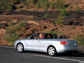 Ver foto 37 de Audi A4 Cabrio 2001