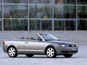 Ver foto 36 de Audi A4 Cabrio 2001