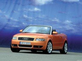 Ver foto 35 de Audi A4 Cabrio 2001