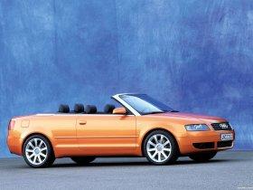 Ver foto 34 de Audi A4 Cabrio 2001