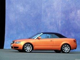 Ver foto 33 de Audi A4 Cabrio 2001