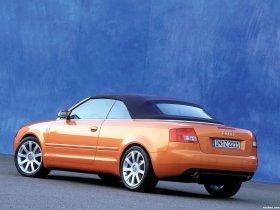 Ver foto 32 de Audi A4 Cabrio 2001